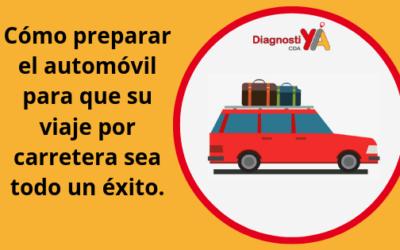 Cómo preparar el automóvil para que su viaje por carretera sea todo un éxito.