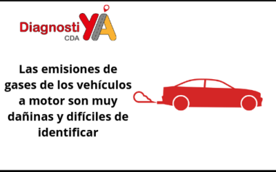 Las emisiones de gases de los vehículos a motor son muy dañinas y difíciles de identificar